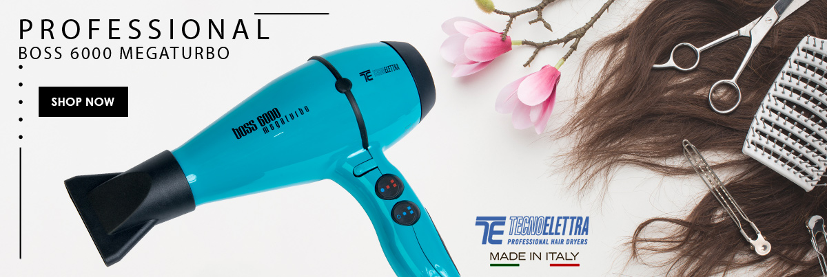 TecnoElettra Professional Hair Dryers Made In Italy