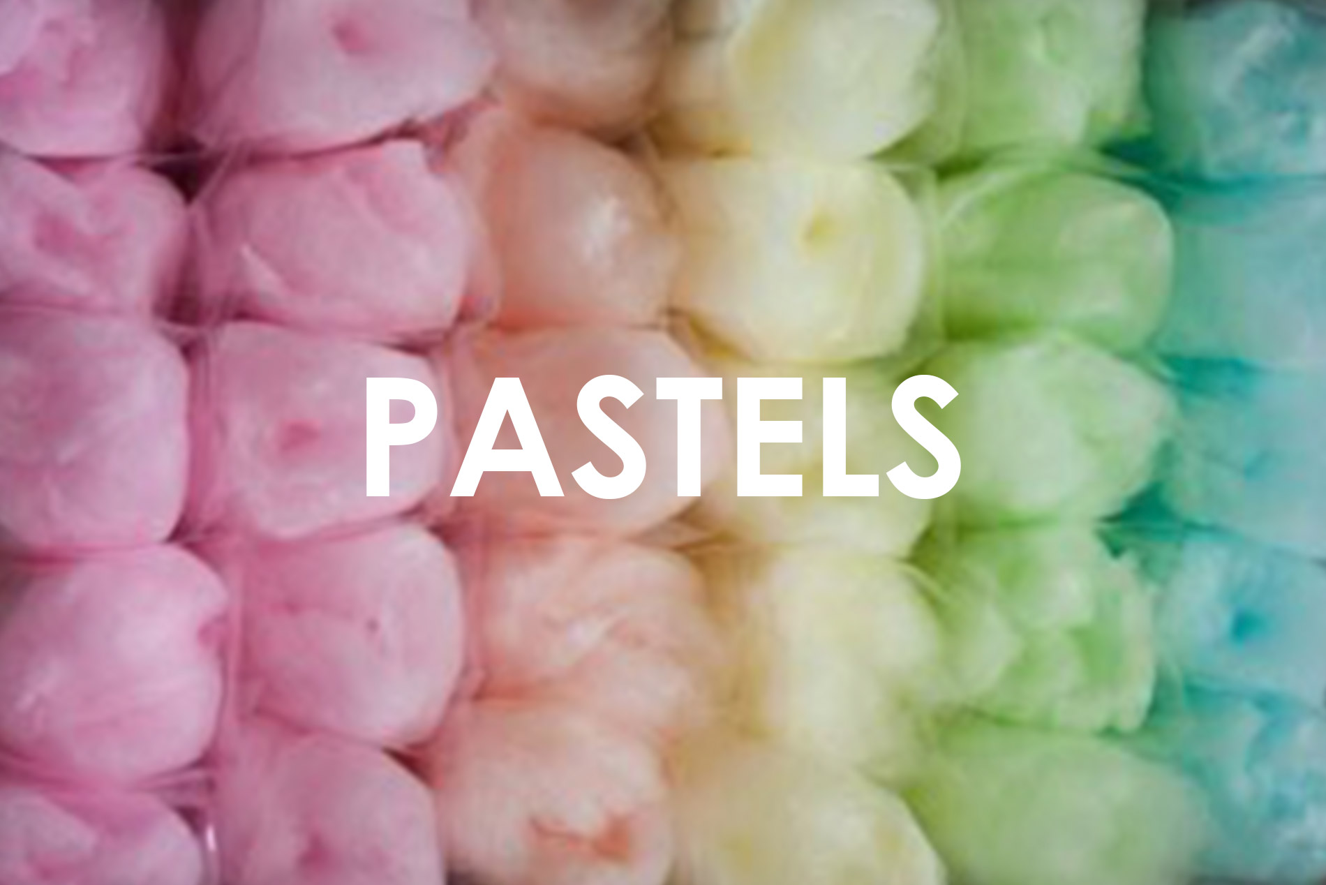 Pretty In Pastels - Manicure Pastels